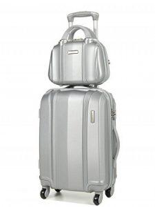 MADISSON -Ensemble valise 54 cm et vanity 29 cm rigide de la marque Madisson image 0 produit