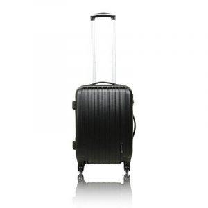 MADISSON - VALISE CABINE ABS 4 ROUES - Valise pas cher 55 cm - Valise Rigide, de bonne qualité de la marque Madisson image 0 produit