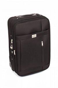 MasterGear valise cabine avec handgepäckmaßen : 55 x 35 x 20 cm pour toutes les compagnies aériennes de la marque MasterGear image 0 produit