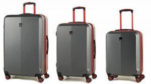 Members Oynx Coque Rigide ABS Quatre Roues Tournantes Baggage Léger Valise de la marque Members image 0 produit