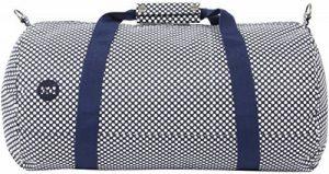 Mi-Pac Duffel Bag Sac de voyage, 50 cm, 30 litres, Bleu(Microdot Navy) de la marque Mi-Pac image 0 produit