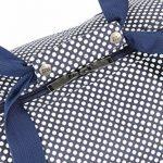 Mi-Pac Duffel Bag Sac de voyage, 50 cm, 30 litres, Bleu(Microdot Navy) de la marque Mi-Pac image 2 produit