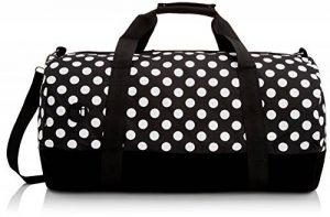 Mi-Pac Sac de voyage All Polka Black White de la marque Mi-Pac image 0 produit