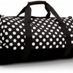 Mi-Pac Sac de voyage All Polka Black White de la marque Mi-Pac image 1 produit