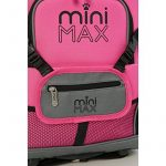 MiniMax Valise Enfant Sac à Dos avec pochette pour votre jouets /poupées /nounours de la marque Aerolite image 4 produit