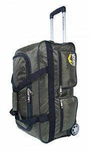 NEW Outdoor Gear Sac fourre-tout à roulettes valise chariot à bagages Sac de voyage taille M 61cm cm de la marque Outdoor Gear image 0 produit