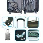 Nomad earth Valise Cabine Compagnie à Bas Prix Bagage, 56 cm, 39.5 litres, Gris Anthracite de la marque Nomad earth image 1 produit