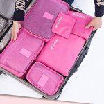 NOVAGO Ensemble complet de différents sacs, organisateurs de valise et voyage de la marque NOV@GO® image 4 produit