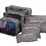 NOVAGO Ensemble complet de différents sacs, organisateurs de valise et voyage de la marque NOV@GO® image 5 produit