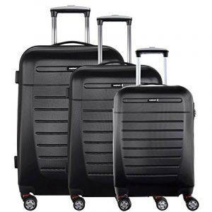 NOWI Malaga 2.0 8W valises 4 roulettes (lot de 3) de la marque NOWI image 0 produit