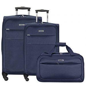 Nowi valises 4 roulettes (lot de 3) de la marque NOWI image 0 produit