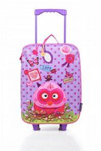 okiedog wildpack grande valise à roulettes en aspect 3D pour enfants de la marque Okiedog image 0 produit