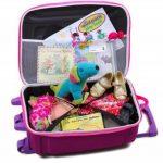 okiedog wildpack grande valise à roulettes en aspect 3D pour enfants de la marque Okiedog image 2 produit