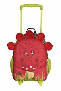 okiedog wildpack junior valise à roulettes pour enfants de la marque Okiedog image 0 produit