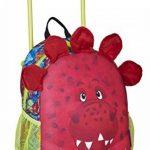 okiedog wildpack junior valise à roulettes pour enfants de la marque Okiedog image 1 produit