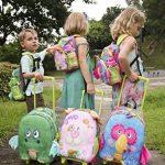 okiedog wildpack junior valise à roulettes pour enfants de la marque Okiedog image 3 produit