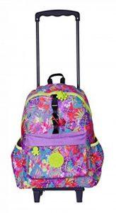 okiedog wildpack valise à roulettes pour enfants avec mousqueton de la marque Okiedog image 0 produit