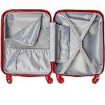Oramics - Valise Cabine Rigide - Trolley 4 Roues Léger - Bagage à Mains 53 x 35 x 20 cm de la marque Oramics image 6 produit