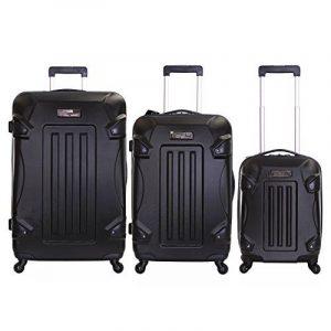 Ossett ensemble de 3 valises rigides de la marque B&L image 0 produit