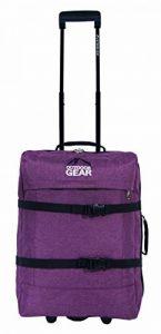 Outdoor Gear Valise / bagage à main de cabine en toile jacquard de la marque Outdoor Gear image 0 produit