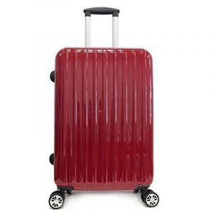 PARTYPRINCE Valise Bagage taille 68 cm ABS ultra léger rigide 4 roulettes 70L de la marque PARTYPRINCE image 0 produit