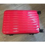 PARTYPRINCE Valise Bagage taille 68 cm ABS ultra léger rigide 4 roulettes 70L de la marque PARTYPRINCE image 2 produit