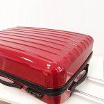 PARTYPRINCE Valise Bagage taille 68 cm ABS ultra léger rigide 4 roulettes 70L de la marque PARTYPRINCE image 5 produit