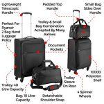 Petite valise à main - comment choisir les meilleurs en france TOP 14 image 3 produit