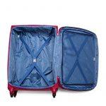 Petite valise de voyage - comment acheter les meilleurs modèles TOP 1 image 4 produit