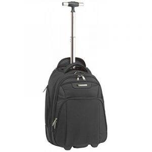 """Pilot case sac à dos à roulettes Pc 16"""" de la marque Snowball image 0 produit"""