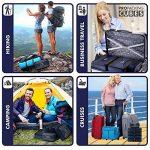 PRO Packing Cubes | Ensemble économique de sacs de rangement de voyage 5 pièces | Sacs économisant 30% de place | Organiseurs de bagage ultralégers | Idéal pour les sacs de voyage & valises de cabine de la marque Pro Packing Cubes image 3 produit