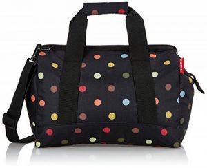 Reisenthel mS7003 sac de voyage allrounder m (fleurs noires) de la marque Reisenthel image 0 produit