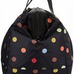 Reisenthel mS7003 sac de voyage allrounder m (fleurs noires) de la marque Reisenthel image 2 produit