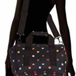 Reisenthel mS7003 sac de voyage allrounder m (fleurs noires) de la marque Reisenthel image 6 produit