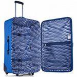 REVELATION Alex - 2 Wheel Large Expandible Rollercase Blue 4.1kg Valise, 77 cm, 91 liters, Bleu (Blue) de la marque Revelation image 3 produit