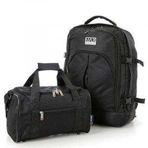 Ryanair 55x40x20cm MAX Cabin Backpack & 35x20x20cm Deuxième sac bagages à main - Prendre la fois pour Free! de la marque Aerolite image 0 produit