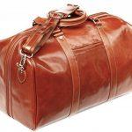 S Babila - Sac fourre-tout - taille cabine/spécial weekend - cuir de la marque S Babila image 2 produit