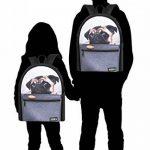 Sac à dos Backpack, FOR U DESIGNS la mode Denim école sac dos fille léger Casual cartable de filles Sac d'école 15,6 pouces sac pour ordinateur de la marque For U Designs image 6 produit