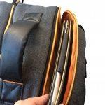 Sac à dos Cabin Max Oxford 50x40x20cm Carry On – Sac à dos à Bretelles Rangeables de la marque Cabin Max image 4 produit