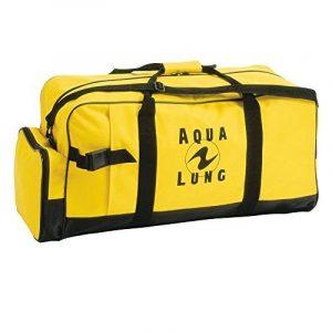 Sac de plongée jaune Classic Aqualung 95 litres sans roulette de la marque Aqua Lung image 0 produit