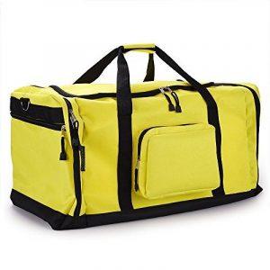 Sac de sport fitness football randonnée voyage transport 70cm 90L choix coloris de la marque Monzana image 0 produit