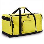 Sac de sport fitness football randonnée voyage transport 70cm 90L choix coloris de la marque Monzana image 4 produit