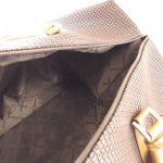 Sac de voyage 'Ted lapidus' marron de la marque Ted Lapidus image 4 produit