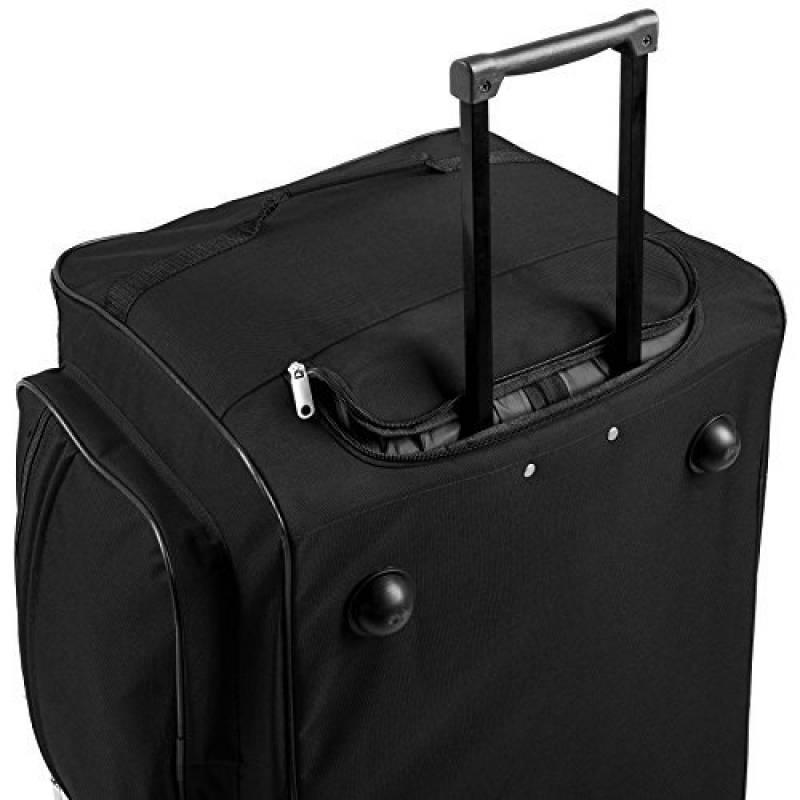 sac de voyage roulette l ger les meilleurs produits pour 2018 top bagages. Black Bedroom Furniture Sets. Home Design Ideas
