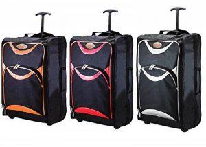 Sac de voyage à roulettes de cabine légère pour bagages Sac Valise à roulettes format cabine de la marque Chancery image 0 produit