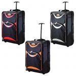 Sac de voyage à roulettes de cabine légère pour bagages Sac Valise à roulettes format cabine de la marque Chancery image 1 produit