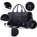 Sac de Voyage Bagage a Main Sport Bag Pour Homme et Femme, 45l de la marque BanGe image 2 produit