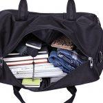 Sac de Voyage Bagage a Main Sport Bag Pour Homme et Femme, 45l de la marque BanGe image 4 produit