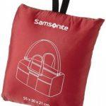 Sac de voyage pliable Samsonite Nouveau de la marque Samsonite image 3 produit