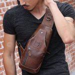 Sac en cuir homme voyage - trouver les meilleurs modèles TOP 1 image 5 produit